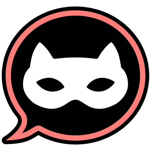 Anonymous Chat logo